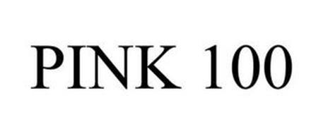 PINK 100
