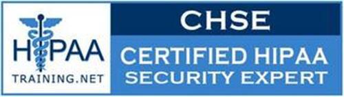 HIPAA TRAINING.NET CHSE CERTIFIED HIPAA SECURITY EXPERT