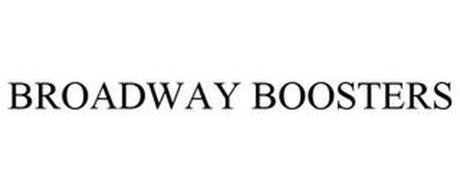 BROADWAY BOOSTERS