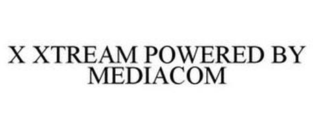 X XTREAM POWERED BY MEDIACOM