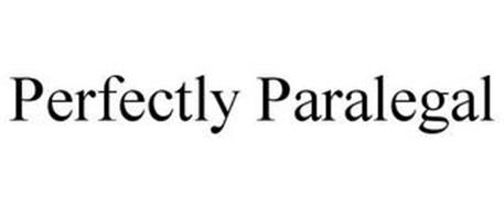 PERFECTLY PARALEGAL