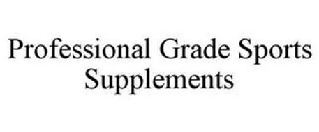 PROFESSIONAL GRADE SPORTS SUPPLEMENTS