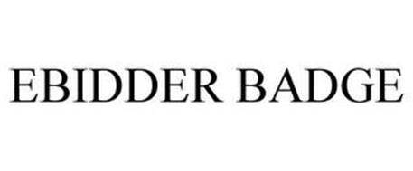EBIDDER BADGE