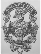 SHAFTER GENERALS 1928