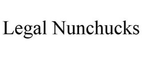 LEGAL NUNCHUCKS