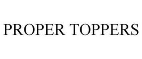 PROPER TOPPERS