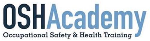 OSHACADEMY OCCUPATIONAL SAFETY & HEALTH TRAINING