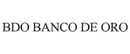 BDO BANCO DE ORO