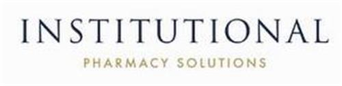 INSTITUTIONAL PHARMACY SOLUTIONS