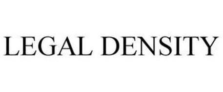 LEGAL DENSITY