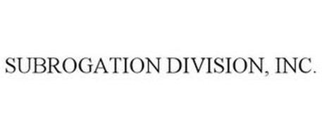 SUBROGATION DIVISION, INC.
