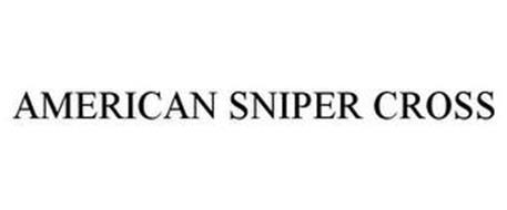 AMERICAN SNIPER CROSS