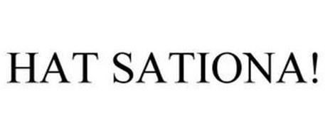 HAT SATIONA!