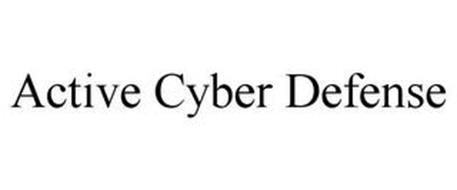 ACTIVE CYBER DEFENSE
