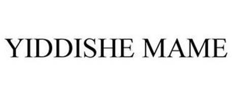 YIDDISHE MAME