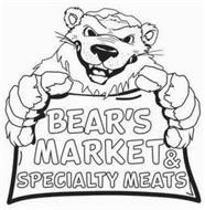 BEAR'S MARKET & SPECIALTY MEATS