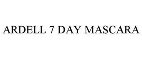ARDELL 7 DAY MASCARA