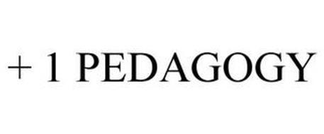 + 1 PEDAGOGY