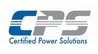 CPS CERTIFIED POWER SOLUTIONS