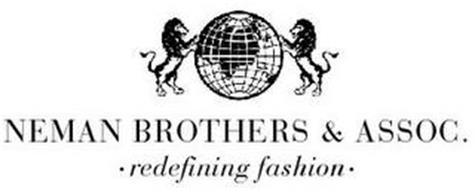NEMAN BROTHERS & ASSOC. · REDEFINING FASHION ·