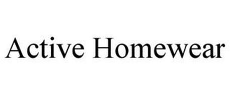 ACTIVE HOMEWEAR