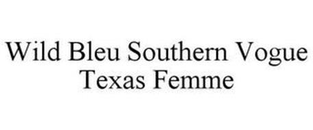 WILD BLEU SOUTHERN VOGUE TEXAS FEMME