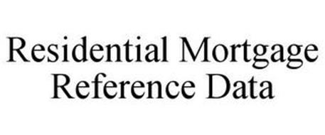 RESIDENTIAL MORTGAGE REFERENCE DATA