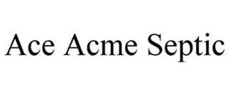 ACE ACME SEPTIC