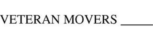 VETERAN MOVERS _____