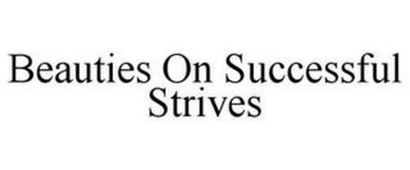 BEAUTIES ON SUCCESSFUL STRIVES
