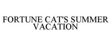 FORTUNE CAT'S SUMMER VACATION