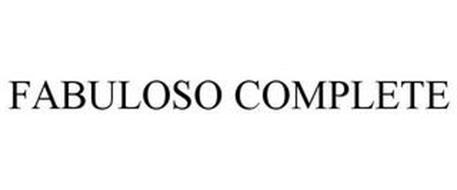 FABULOSO COMPLETE