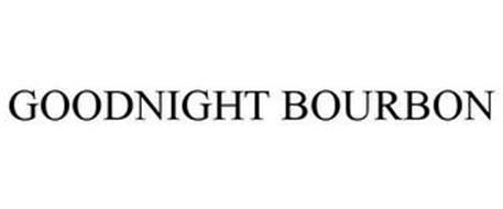 GOODNIGHT BOURBON