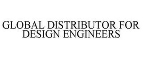GLOBAL DISTRIBUTOR FOR DESIGN ENGINEERS