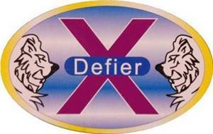 DEFIER X