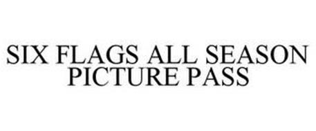 SIX FLAGS ALL SEASON PICTURE PASS