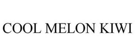 COOL MELON KIWI