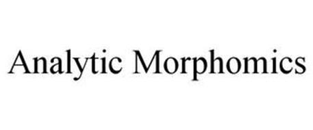 ANALYTIC MORPHOMICS