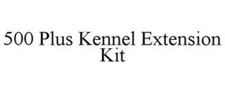 500PLUS KENNEL EXTENSION KIT
