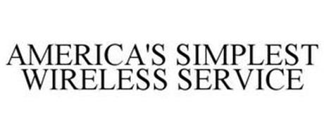 AMERICA'S SIMPLEST WIRELESS SERVICE