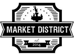 MARKET DISTRICT EST. 2014