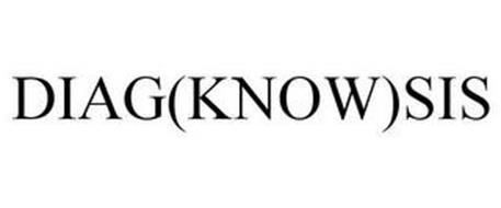 DIAG(KNOW)SIS