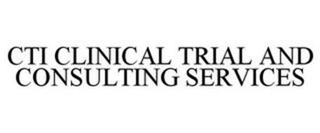 CTI CLINICAL TRIAL AND CONSULTING SERVICES