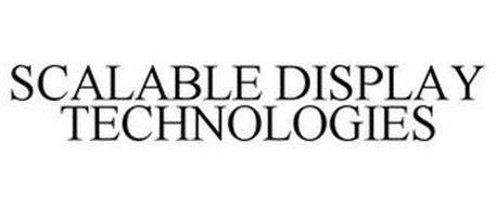 SCALABLE DISPLAY TECHNOLOGIES