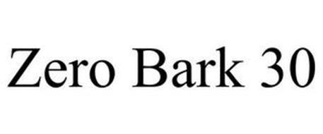 ZERO BARK 30