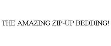 THE AMAZING ZIP-UP BEDDING!