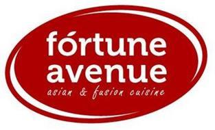FÓRTUNE AVENUE ASIAN & FUSION CUISINE