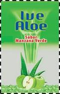 IVE ALOE SABOR MANZANA VERDE