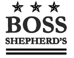 BOSS SHEPERD'S