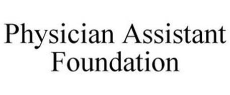 PHYSICIAN ASSISTANT FOUNDATION